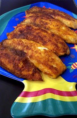 Easy Fried Tilapia (that even my kids like)