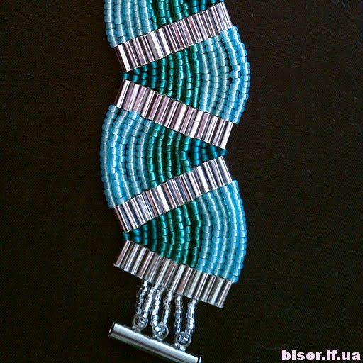 как сплести из <i>камни</i> бисера браслет, плетение бисером фото, браслеты из бисера мастер класс