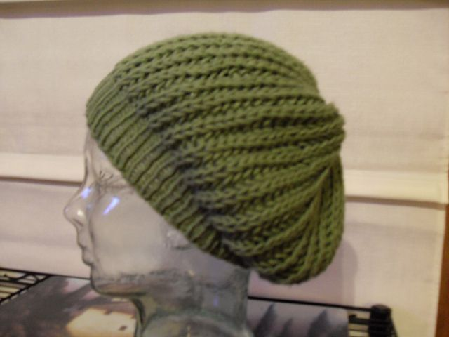 c00d4c728e9 Ravelry  Project Gallery for Fisherman s Rib Slouch Hat pattern by Terry  Morris