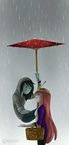 Marceline and PB ❤ Adventure Time Tumblr, Watch Adventure Time, Adventure Time Marceline, Adventure Time Anime, Life Is Strange, Marceline And Princess Bubblegum, Land Of Ooo, Finn The Human, Vampire Queen