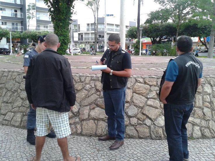 Pablo e Renato, fotografados por Paulo Rodrigues, em abordagem