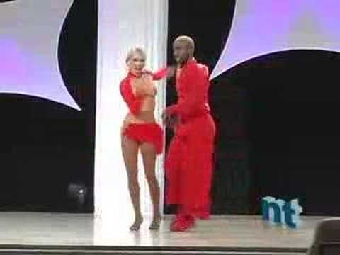 world salsa champions 2007 cali colombia - NILSON Y DEISY - incredible hits.