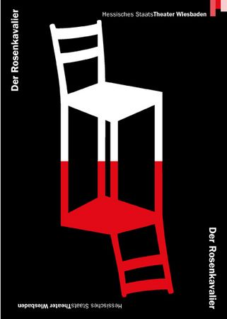 By Gunter Rambow: 1+ 2 Color Posters.(German graphic designer)