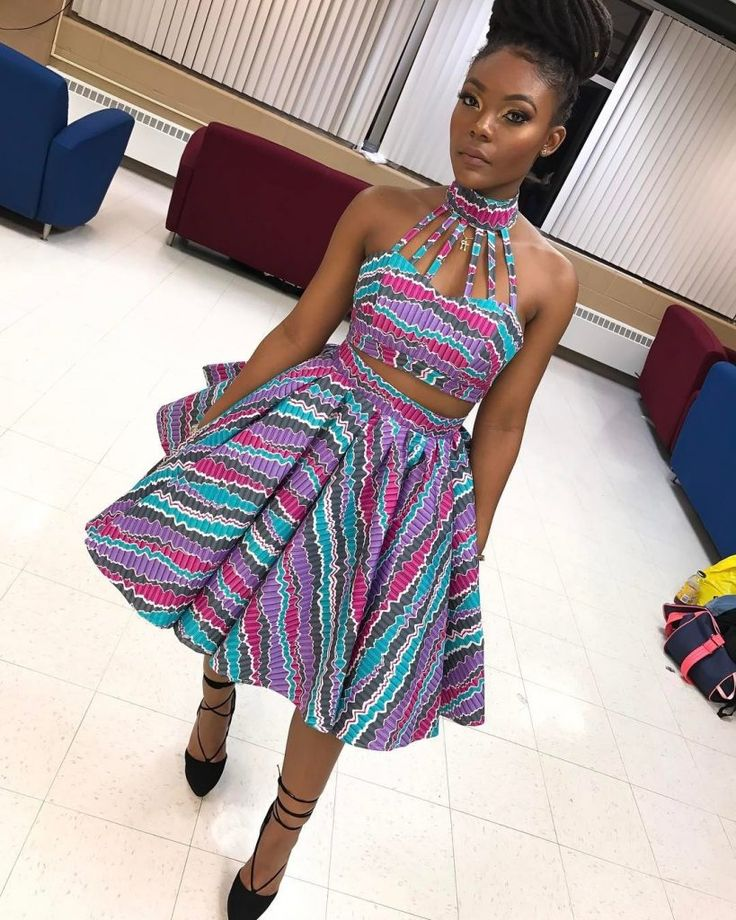 Spice Up Your Look With These Trend-Setting Ankara Styles - Wedding Digest Naija
