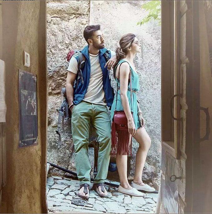 Just In: A Brand New Still From Ranbir Kapoor & Deepika Padukone's Tamasha Is Here! - MissMalini