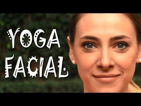 Ejercicios de yoga facial | Salud