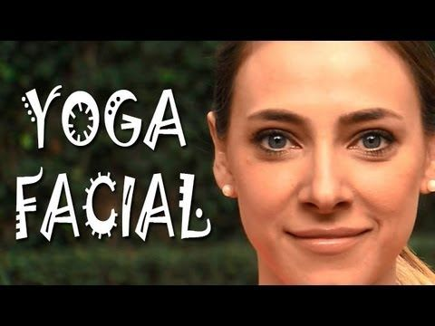 Vídeo. Yoga facial
