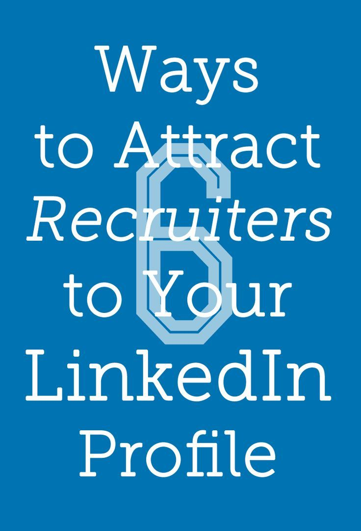 Make Sure Your LinkedIn Account Is Getting The Right Eyes On Your Work. # Career