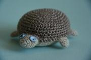 tartaruga amigurumi tutorial