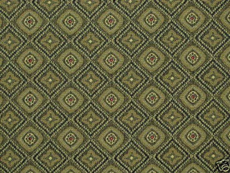 Kravet Diamond Patterned Upholstery Fabric