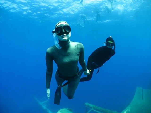 Emma Farrell teams up with Scuba Travel for Freediving Liveaboard Holidays freediving education training  teaching ssi scuba travel Red Sea ...