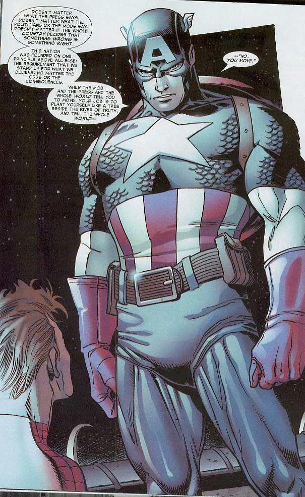Amazing Spider-Man #537 Top 10 Best Captain America Comic Books - Captain America Comics