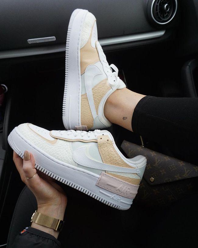 chaussure air force 1 shadow femme