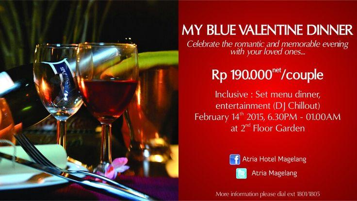 My Blue Valentine - February 2015
