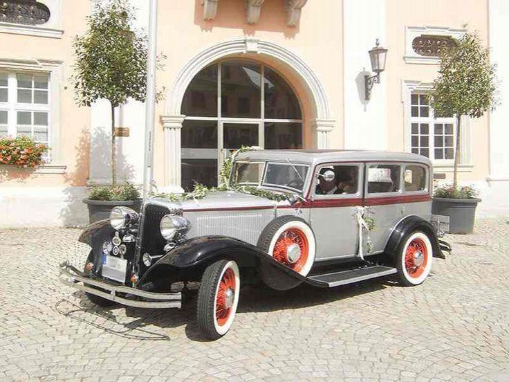 Chrysler Six, USA 1932 - CarsForMovies - Filmfahrzeuge, Moviecars und Film Autos mieten bundesweit.