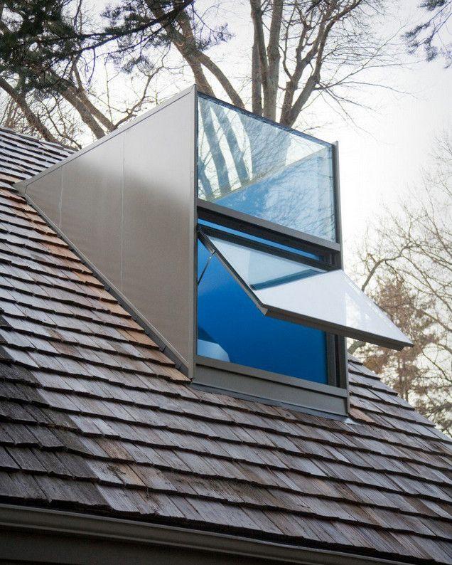 Modern Dormer Window Designs