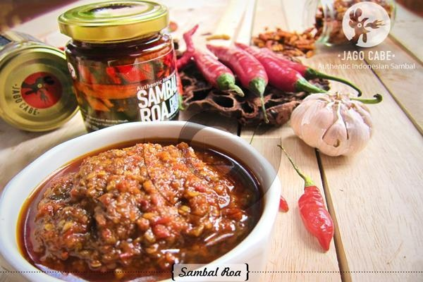 JAGO CABE- an authentic Indonesian chili sauce | Facebook.com/jagocabe