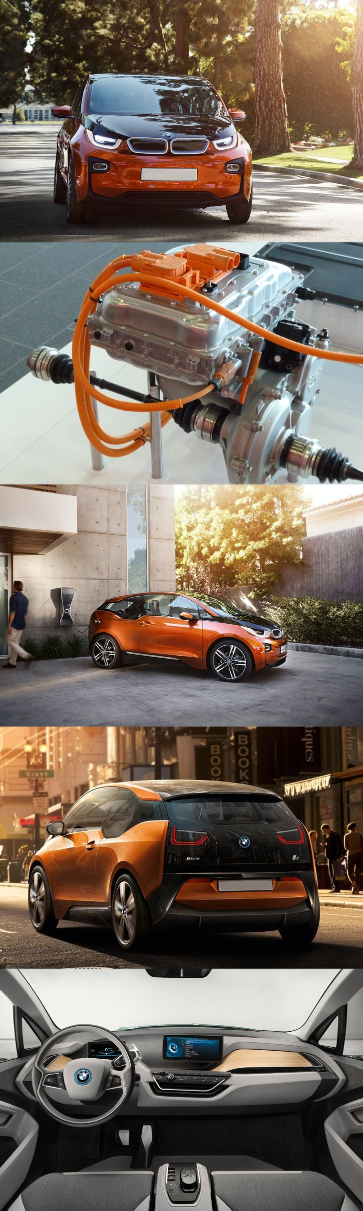 THE DESIRABLE BMW I3  For more details about BMW i3: https://www.bmwengineworks.co.uk/blog/desirable-bmw-i3/