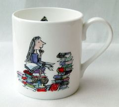I Want One of These! 'I'm wondering what to read next', Matilda said, 'I've finished all the children's books.'...