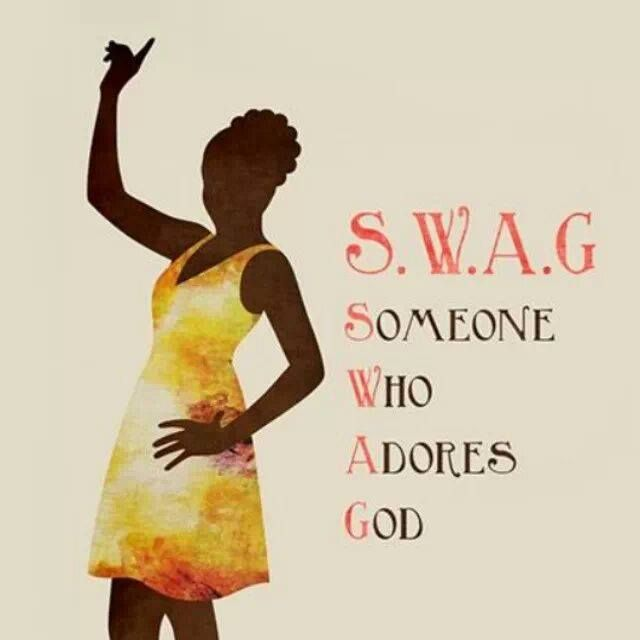 What does swag mean?