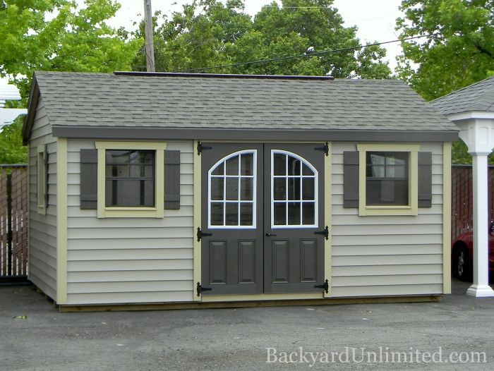 Fiberglass Shed Doors : Best images about small houses unique spaces on