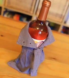 Bor csomagolás / Wine packaging