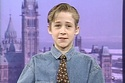 "A Young Ryan Gosling Gets Interviewed Before Joining ""The Mickey Mouse Club"" so so soooooo cute!"