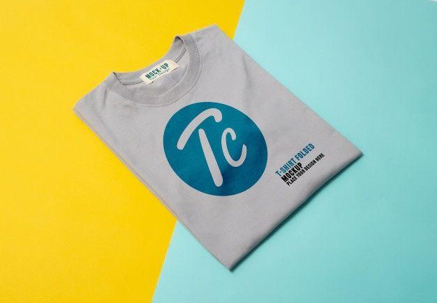 Download Grey Folded T Shirts Mockup Shirt Mockup Tshirt Mockup Mockup