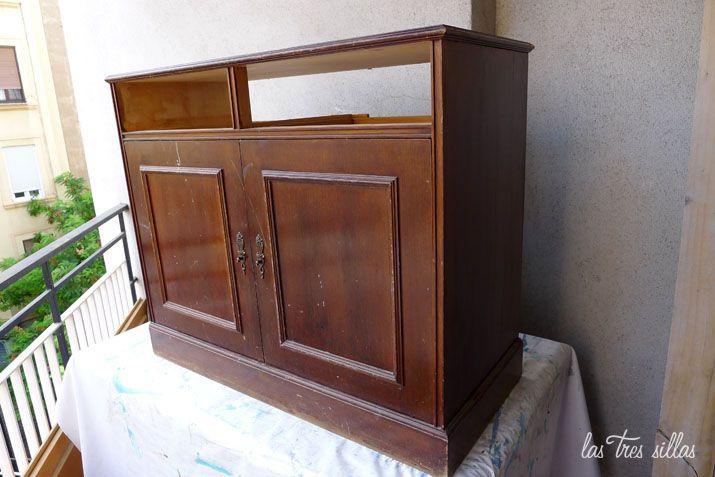 Las tres sillas chimenea chim 1 c mo hacer una - Hacer chimenea decorativa ...