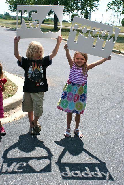 So schnell ist wieder Vatertag! Mach gemeinsam mit deinen Kindern eine dieser 9 lieben Ideen! - Seite 8 von 9 - DIY Bastelideen