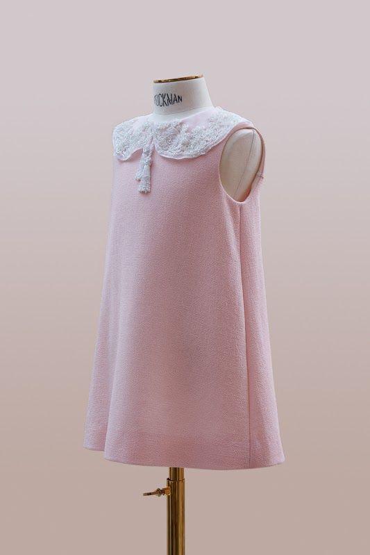 #handmade #embroidery. #couture #hautecouture #kids #dress #luxury #exclusive #limited #highfashion #fashion #Bibiona #pink