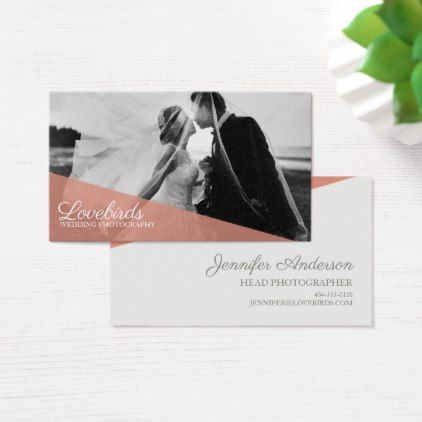 #Pink Triangle Wedding Photographer Business Card -  Pink Triangle Wedding Photographer Business Card  $22.15  by decorateddaydreams  - #professional #elegant #modern #office #ideas #custom #personalize