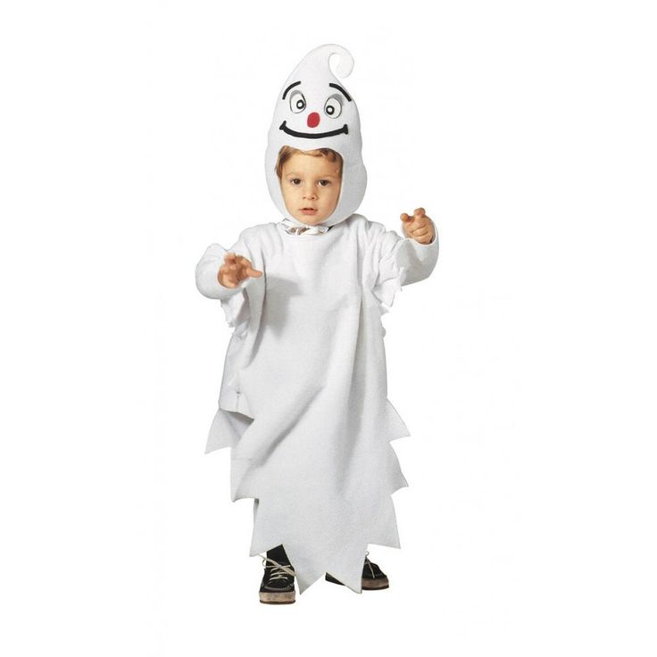 toddler ghost costume | Home › Kids Costumes › Boys Costumes › Little Ghost - Toddler ...