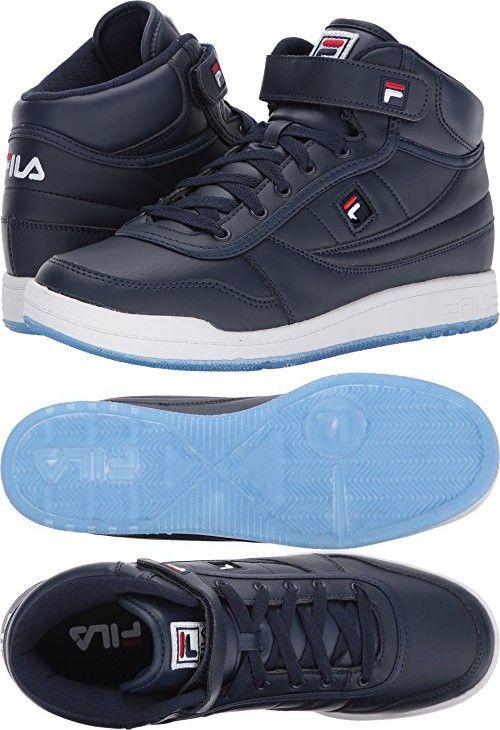 33847a1e2fd6 Fila BBN 84 Ice Men US 9.5 Blue Sneakers