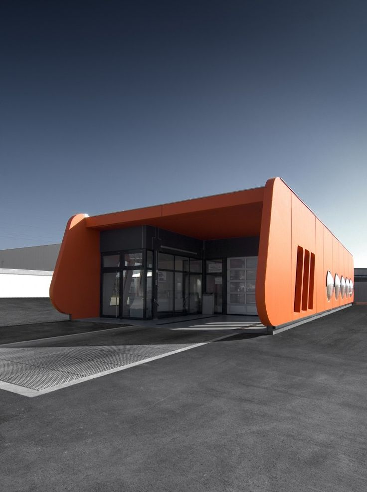 Self Service Garage Franchise : Orange box carwash lindach duitsland contributed by