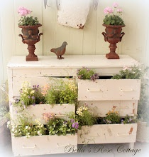 Old Dresser / New Planter by Bella's Rose Cottage