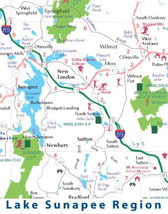 Take a Lake Sunapee Tour on your Lakes Region Vacation