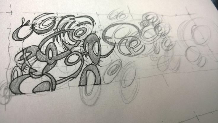sketch A, summer 2014