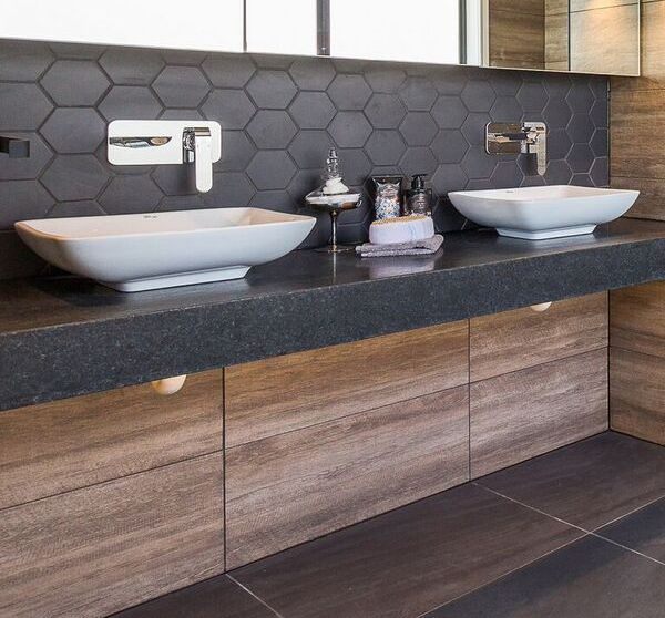 TOPCER Hexagons, exclusive to Tile Warehouse