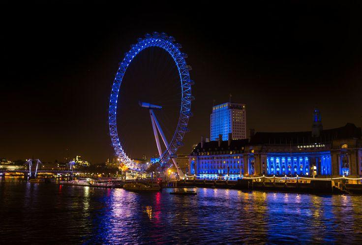 The EDF Energy London Eye.... by Goeran Wallin on 500px