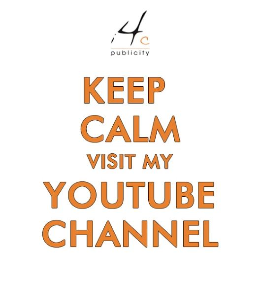 Visit our YouTube Channel - i4c Publicity Ltd - http://i4cpublicity.co.uk/videos/
