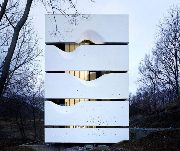 AZL architects: CIPEA number 4 blockhouse, nanjing, china