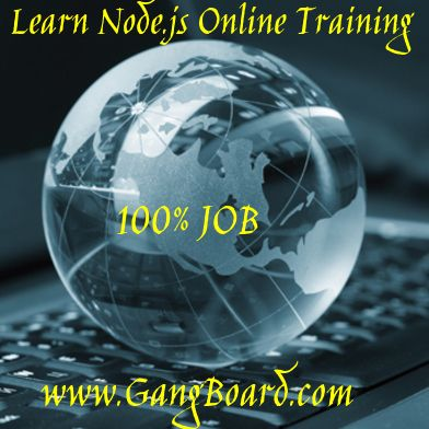 Learn real-time node.js online training form real-time expects