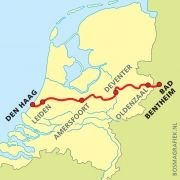 Marskramerpad: Den Haag - Amersfoort - Deventer - Oldenzaal - Bad Bentheim http://wandelnet.nl/marskramerpad-law-3-0
