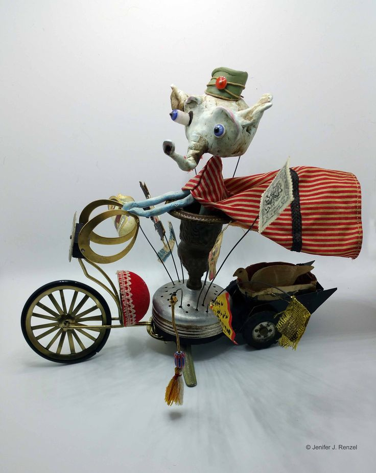 Assemblage: Goose Transporter by bugatha1