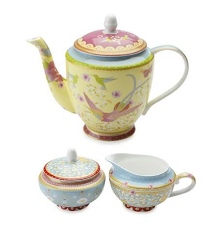 AVA PARTY HIRE - HIGH TEA TEAPOT & CREAMER SET FOR HIRE http://www.avapartyhire.com.au/product/crockery-cutlery-for-hire Call us on 9938 5599 for a quote