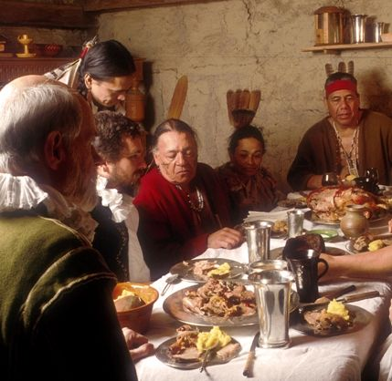 Very detailed website on the history of Thanksgiving