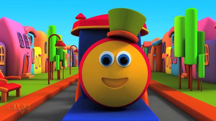 Bob is a fun loving train who teaches your children the English alphabets.