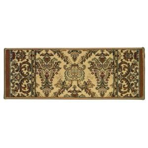 Best Natco Kurdamir Elegante Ivory 9 In X 33 In Stair Tread 640 x 480