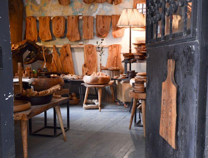 Wood Shopping at Amorf.